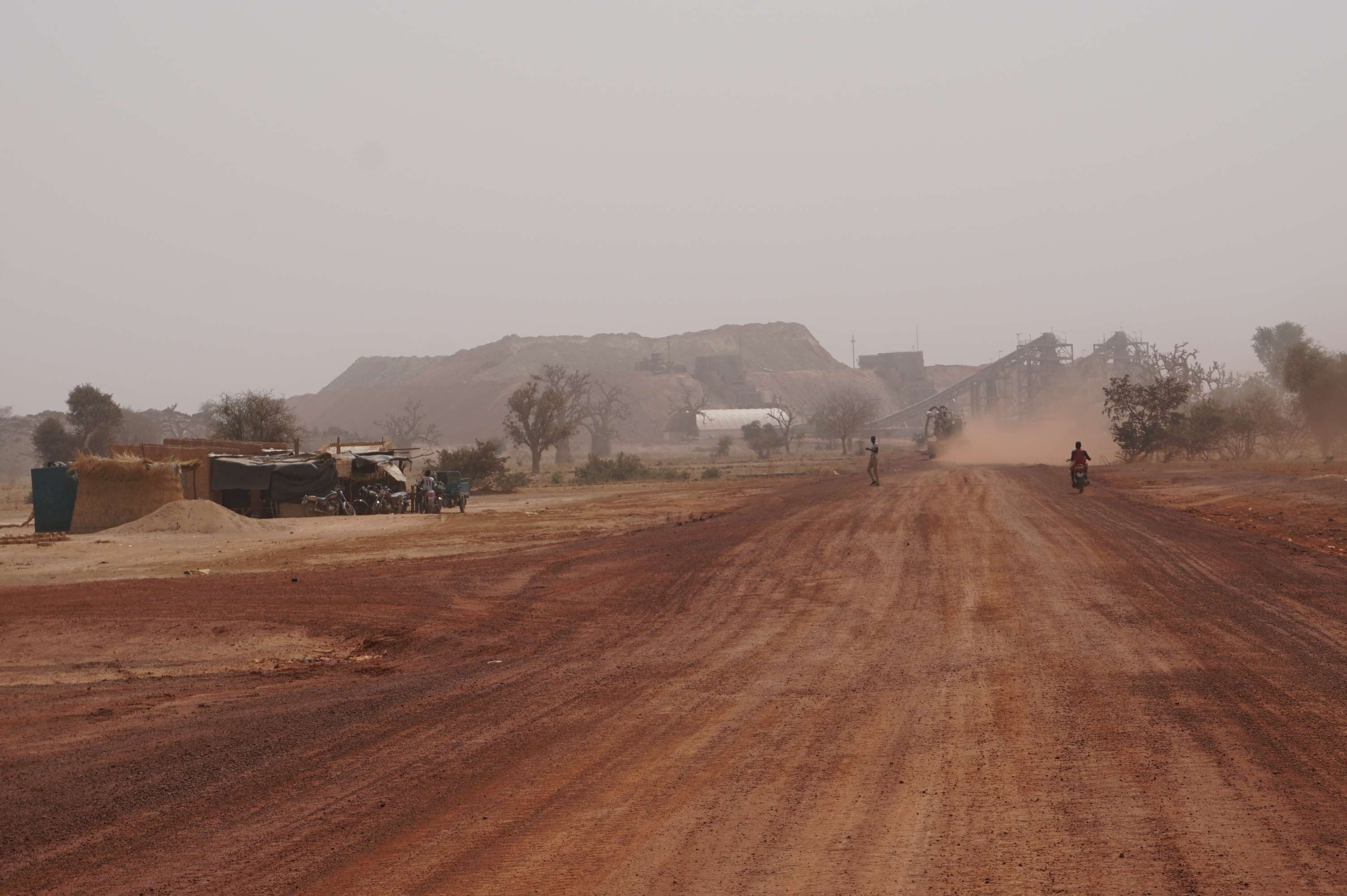 Mining Conflicts in Burkina Faso